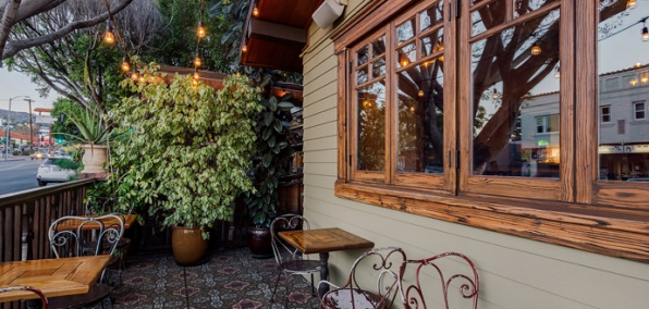 Pure Patio Greatness From the Owners of Home