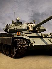 UD - Drive a Tank