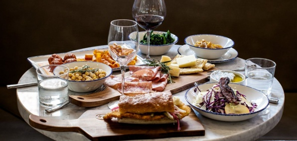 A Casual Tuscan-Inspired Eatery for All-Day Indulgence in Soho