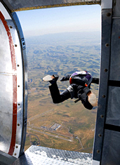UD - Body Design Skydiving Freefall