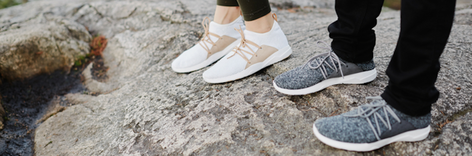 The World's First Fully Waterproof Knit Sneakers Are Finally Here