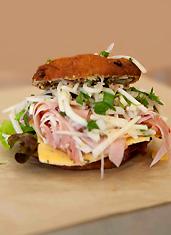 UD - Donut Sandwich