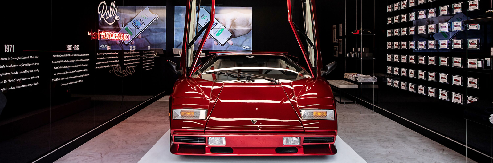 Here's Your Chance to Own a Piece of a (Nearly) One-of-a-Kind Lamborghini