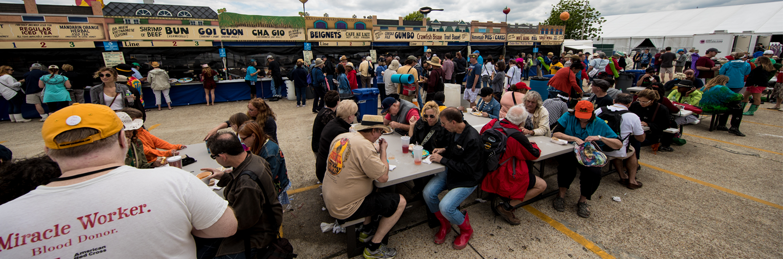 The Five Best Things We Tried at New Orleans Jazz Fest