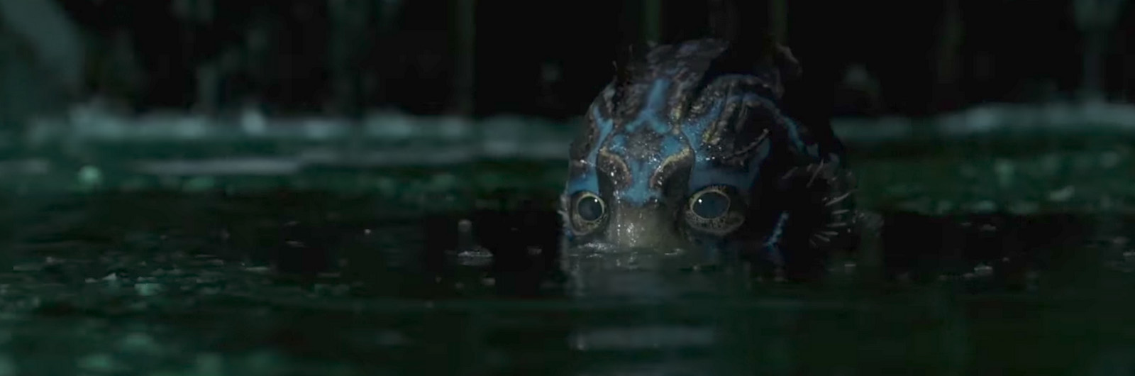 Someone Made a Dildo Based on the Fish-Man from <em>The Shape of Water</em>