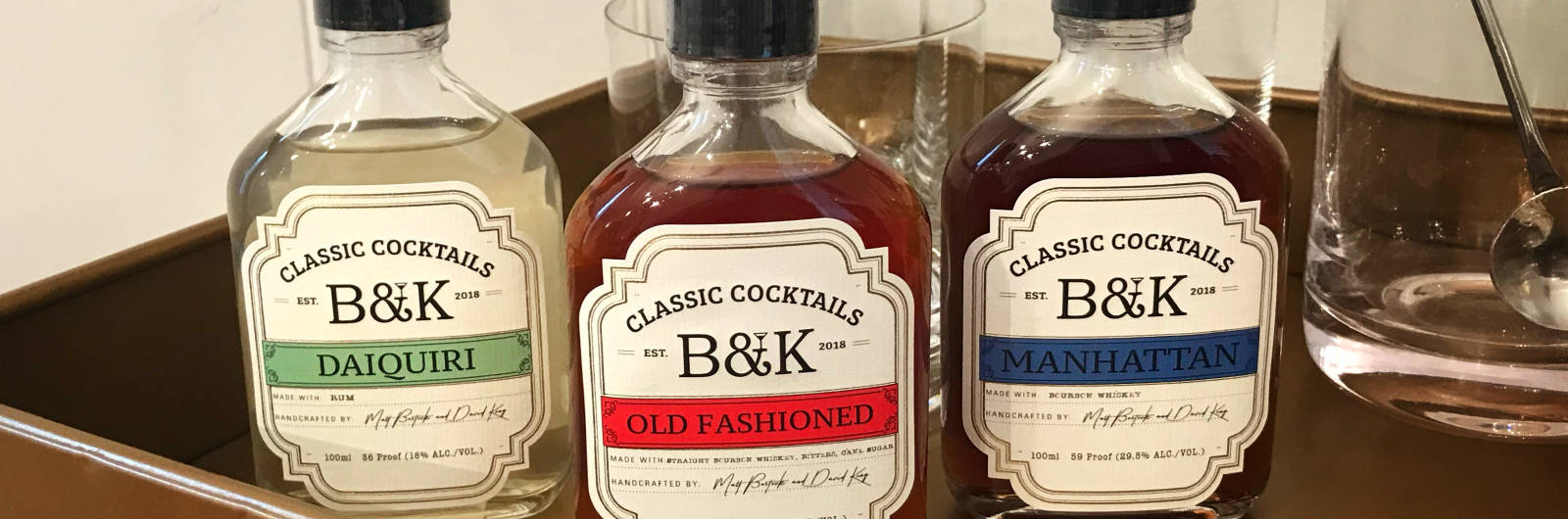 These Classic Cocktails Are Bottled and Ready to Drink