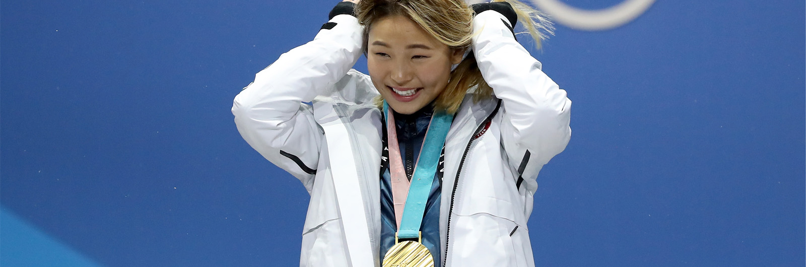 Chloe Kim's Swag is the Olympic Vibe We All Need