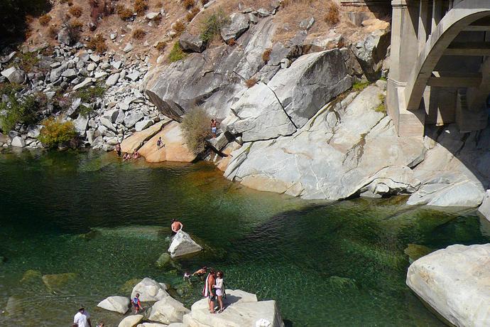 Waterfalls, Islands and Other Summer Necessities