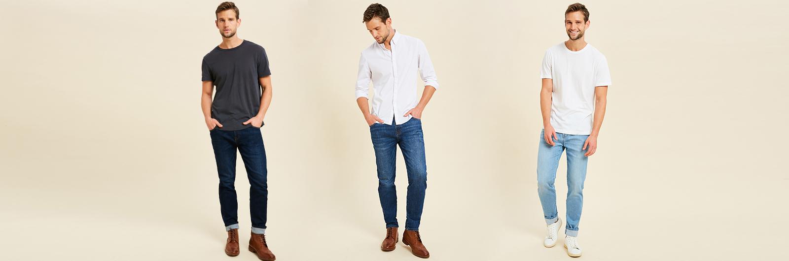 Custom Jeans Delivered to Your Door