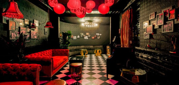 The Blind Dragon - West Hollywood | There Be Dragon