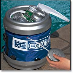 Be Cool The Remote Controlled Cooler Of Your Dreams