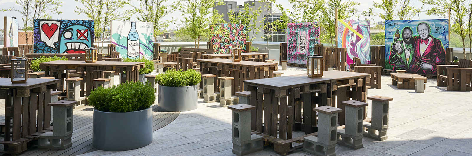 12 Beer Gardens to Officially Welcome Summer