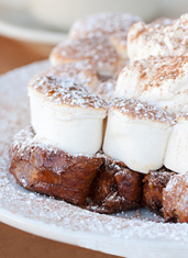 UD - Hot Chocolate French Toast