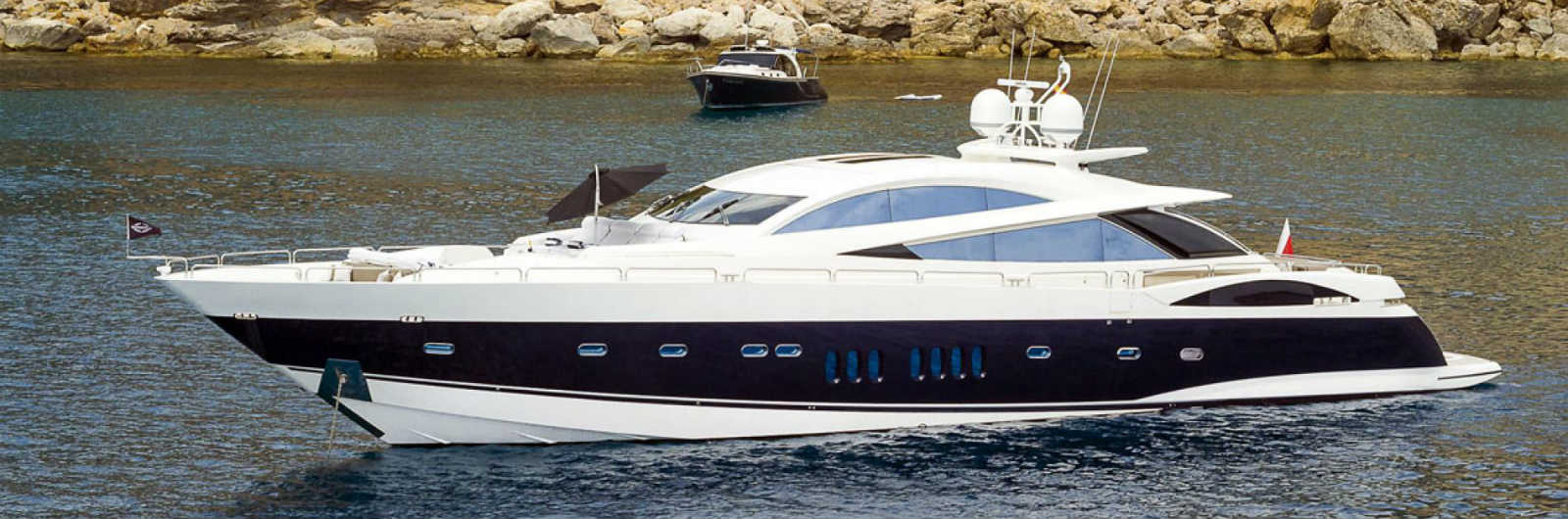 You Can Charter James Bond's Yacht