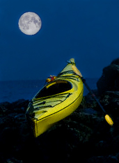 UD - Moonlight Kayaking with River & Trail Outfitters