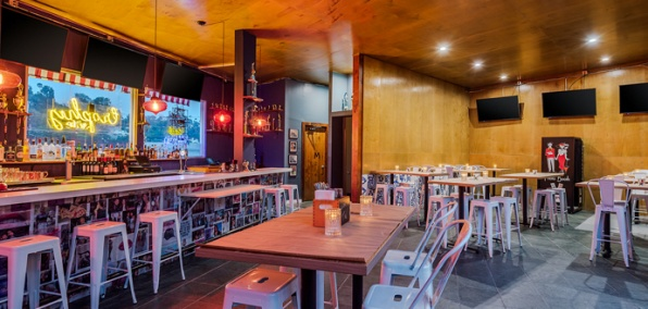 Trophy Wife: the Sports Bar Silver Lake Needed