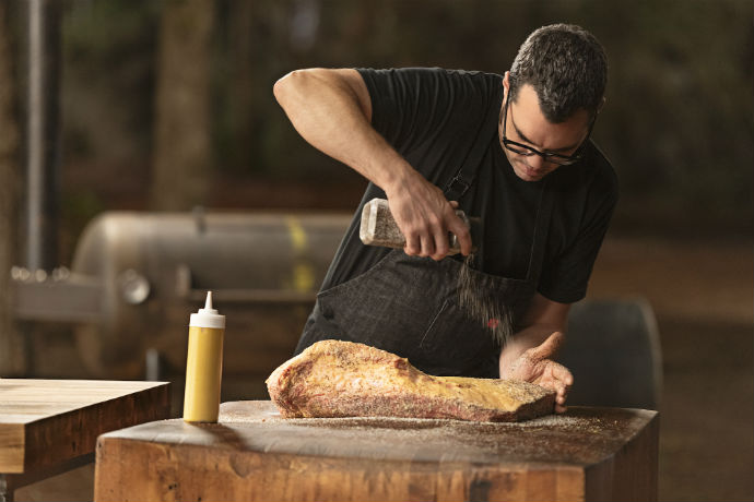 Learn To Smoke Meat From A Texas Barbecue Legend. Food U0026 Drink
