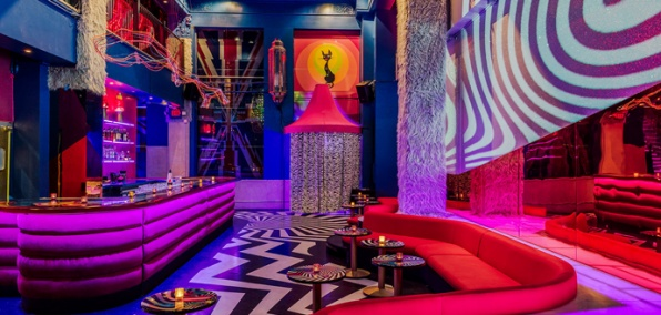 A Faithful Recreation of a Famous Swinging '60s London Bar