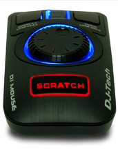 UD - DJ-Tech Scratch Mouse