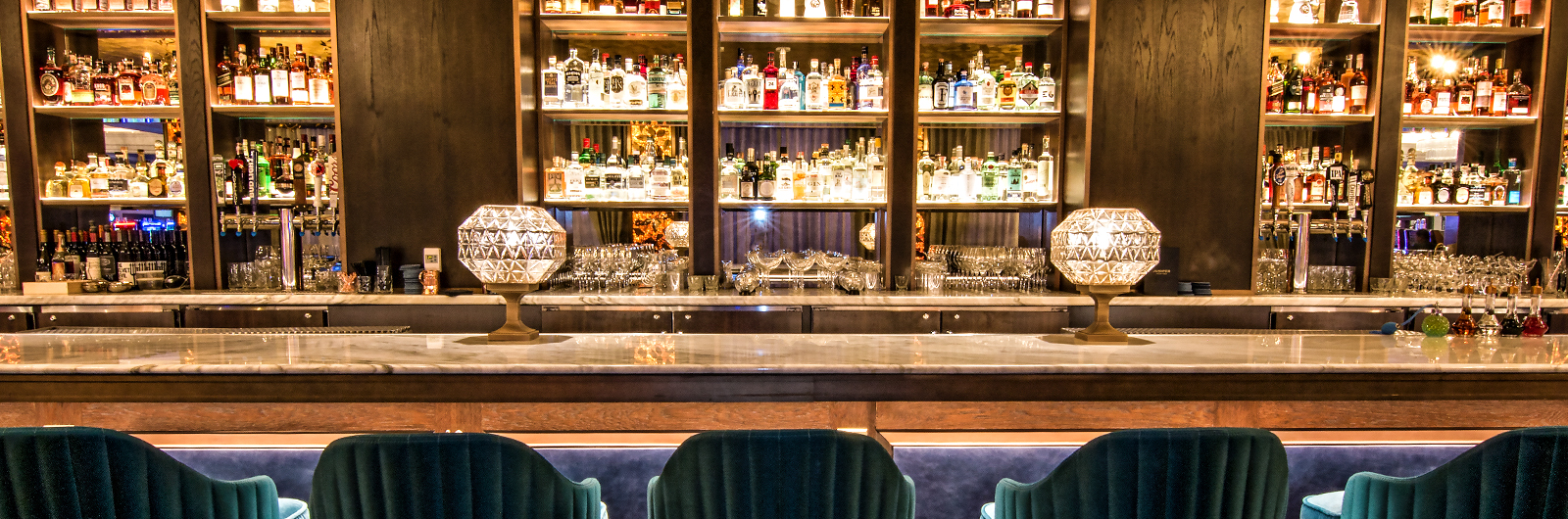 A Timeless Gin Joint at the Strip's Freshest Hotel