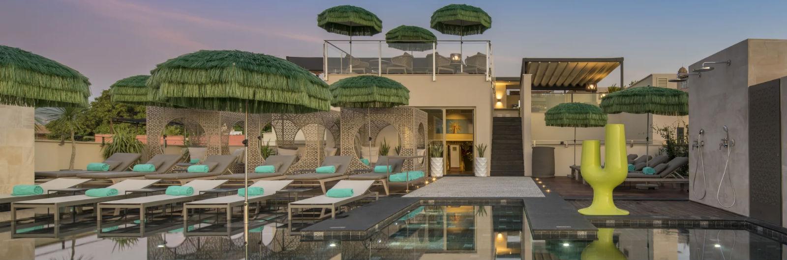 Luxury Suites, Fresh Seafood and Palma's Longest Infinity Pool