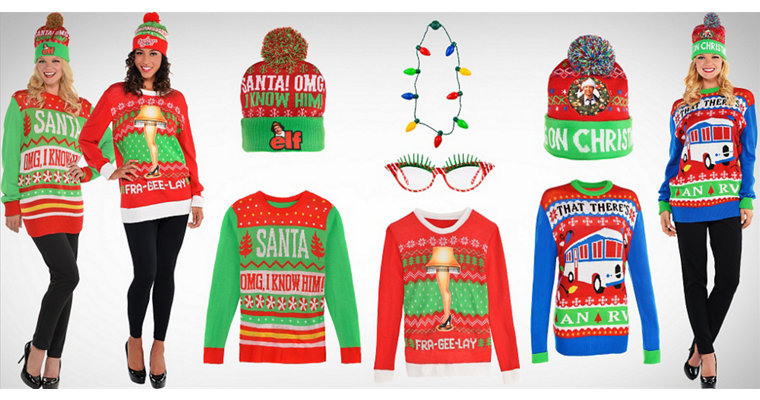 Can An Ugly Christmas Sweater Ever Be Too Ugly A Vital Piece Of