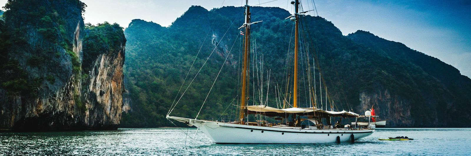 An Undiscovered Paradise off the Coast of Myanmar
