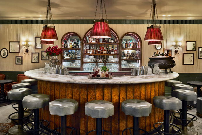 Historic London Lodgings From the Soho House Crew