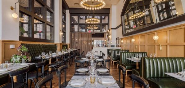 A Basque Brasserie Inside the Legendary Hotel Figueroa