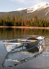 UD - Molokini Transparent Kayak