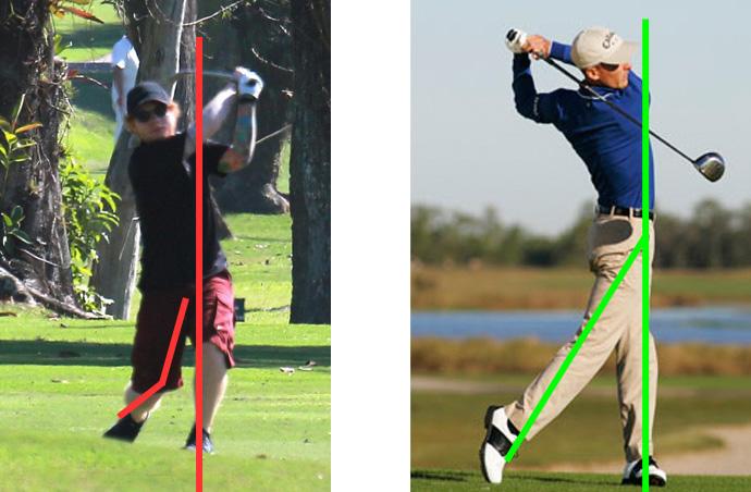 A Speculative Analysis of Ed Sheeran's Golf Swing   We
