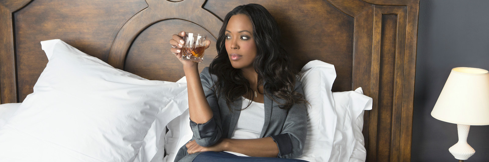 Aisha Tyler Made You Some Bottled Cocktails