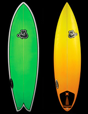 UD - C-Shapes Fine Custom Surfboards