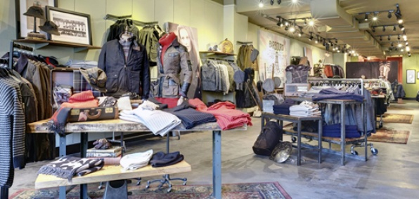 barbour store