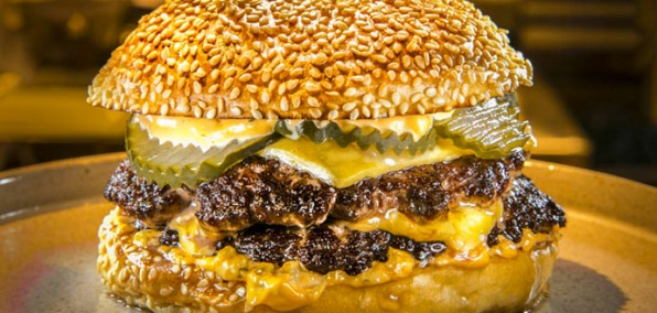 The April Bloomfield Burger Joint