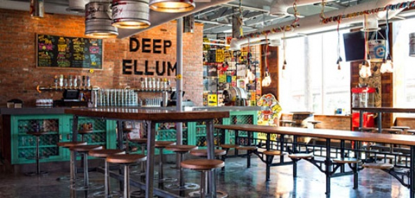 Deep Ellum Taproom Dallas Rolling In The Deep