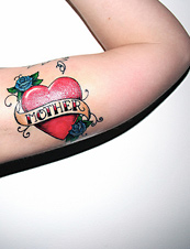 Mother S Day Tattoos New York Tattoo You
