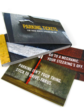 UD - Shinebox Parking Tickets