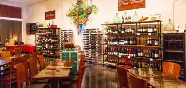 Wine Poste and Bar Anatomie - Dallas | Anatomie Lesson