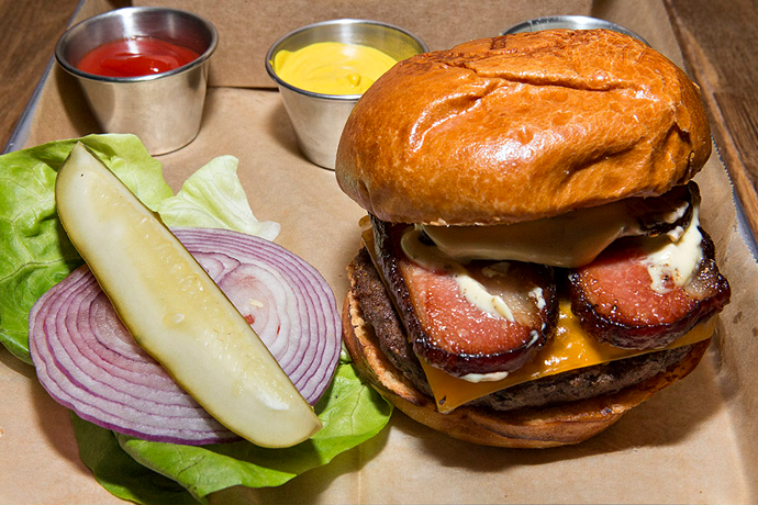 Each Of These Burgers Was Inspired By A Diffe Chicago Neighborhood Food