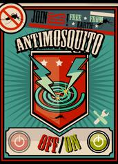 UD - AntiMosquito Fumigator