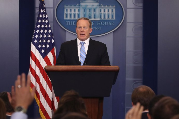 And Now, a Look Back at Sean Spicer's Finest Moments