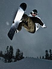 UrbanDaddy - Snowboard Spotter