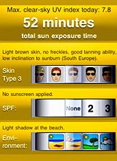 UD - Sun Alert Lite