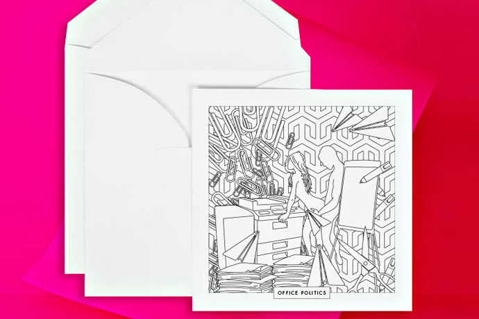 Oh, Just the Most Erotic Coloring Book Ever | There Are ...