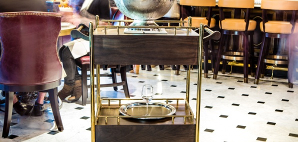 Michael Mina's Very-French Brasserie Arrives at the Waldorf Astoria