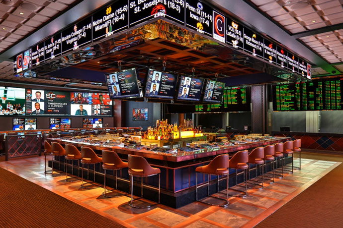 Race U0026 Sports Book Is Reborn At The Cosmopolitan