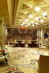 UD - The Baccarat Salon at the Wynn Las Vegas