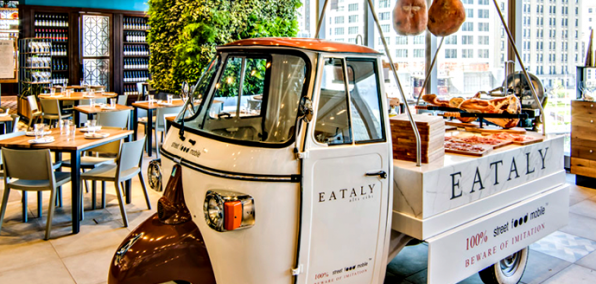 There's a New Eataly in Town