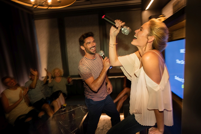 The State of Miami Karaoke | Turns Out, Singing Into a Mic Is Only